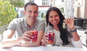 Aditya and Nandita Shivram testimonial costa property consultant
